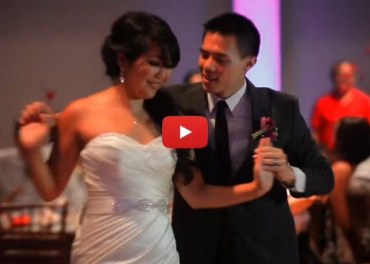 Albert & Emily Wedding First Dance (Stand By Me) [Rumba + Bachata]